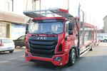 江淮 格尔发K5重卡 240马力 4X2 车辆运输车(HFC5181TCLP3K3A70V)图片