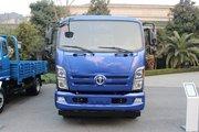 飞碟奥驰 V6系列 165马力 4.17米单排仓栅式轻卡(FD5043CCYW63K5-1)