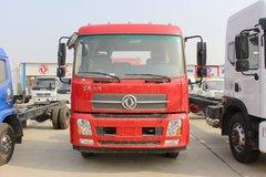 东风商用车 天锦中卡 180马力 4X2 6.75米排半栏板式载货车(DFH5180CCYB 卡车图片