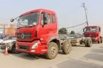 东风商用车 天龙重卡 220马力 6X2 9.6米栏板载货车底盘(DFH1250AXV)图片