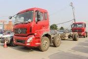 东风商用车 天龙重卡 220马力 6X2 9.6米栏板载货车底盘(DFH1250AXV)