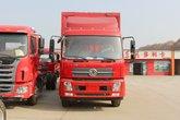 东风商用车 天锦中卡 245马力 6X2 6.8米厢式载货车(DFH5250XXYBXV)