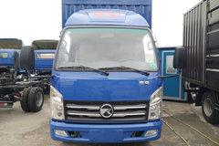 凯马 金运卡 95马力 3.23米双排厢式轻卡(KMC5042XXYA33S5) 卡车图片