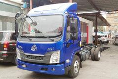 东风柳汽 乘龙L2 115马力 4.2米单排厢式轻卡底盘(LZ5040XXYL2AB)