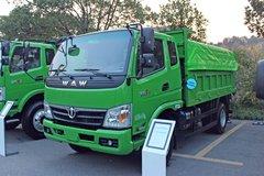 飞碟奥驰 T3系列 129马力 4X2 3.75米自卸车(FD3043W63K5-2) 卡车图片