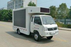 时风 风菱 1.3L 87马力 汽油 单排厢式宣传车(SSF5031XXCJB2) 卡车图片