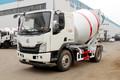 东风柳汽 乘龙L3 160马力 4X2 3.8方混凝土搅拌车(LZL5161GJBV)图片