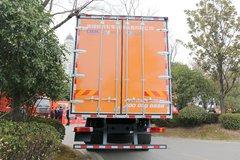 联合卡车 E270重卡 270马力 6X2 9.4米厢式载货车(QCC5252XXYD659M)