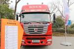 联合卡车 E270重卡 270马力 4X2 9.6米厢式载货车(QCC5182XXYD651M)图片