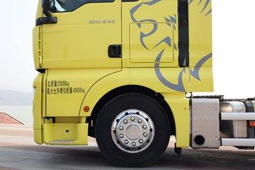 中国重汽 汕德卡SITRAK C7H重卡 智能版 540马力 6X4自动挡牵引车(AMT手自一体)(ZZ4256V324HE1B)图片