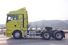 中国重汽 汕德卡SITRAK C7H重卡 智能版 540马力 6X4牵引车(ZZ4256V324HE1B)