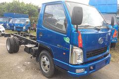 一汽红塔 解放霸铃 78马力 3.37米单排厢式轻卡底盘(CA5040XXYK3LE5) 卡车图片