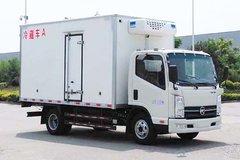 凯马 凯捷 4.5T 4.1米单排纯电动冷藏车(KMC5042XLCEVK33D)