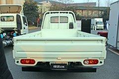 飞碟缔途 DX 1.9L 102马力 2.5米双排栏板微卡(FD1040R66K5-3) 卡车图片