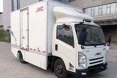 江铃 凯锐EV 4.5T 4.2米单排纯电动厢式轻卡(JX5043XXYTGA25BEV)