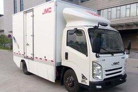 江铃 凯运升级版 6T 4.15米单排厢式纯电动轻卡