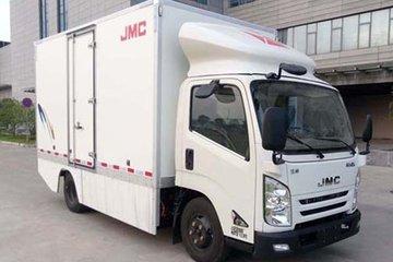江铃 凯锐EV 6T 4.15米单排厢式纯电动轻卡(JX5063XXYTG25BEV)