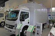 东风 凯普特EV350 4.2米单排厢式纯电动轻卡