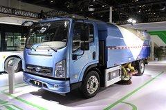 比亚迪 T7 12吨 纯电动扫路车