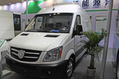 九州 4.5T 6米电动冷藏车75kWh