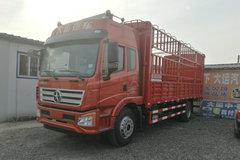 大运 风驰中卡 180马力 4X2 6.75米排半仓栅式载货车(DYQ5180CCYD5AB) 卡车图片