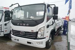 四川现代 致道500M 130马力 3.835米排半栏板轻卡(CNJ1041QDA33V) 卡车图片