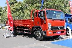 凯马 凯捷M8 220马力 4X2 6.7米排半栏板载货车(KMC1180A57P5)