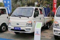 凯马 锐航X3 110马力 3米双排栏板微卡(KMC1043H31S5) 卡车图片