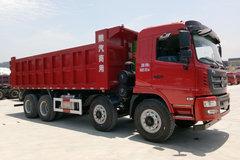 陕汽商用车 轩德X6 轻量化版 270马力 8X4 6米自卸车(SX3315GP5)