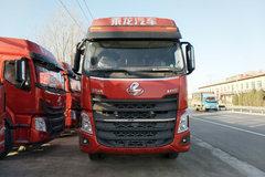 东风柳汽 乘龙H7重卡 350马力 8X4 9.5米仓栅式载货车(LZ5313CCYH7FB)