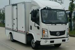 东风华神 T1 4.5T 4.1米单排纯电动厢式轻卡(EQ5045XXYTBEV16)