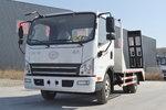 解放 虎VH 120马力 4X2 4.21米平板运输车(CA5041TPBP40K2L1E5A85)图片