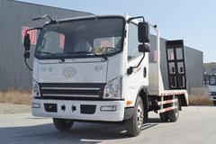 解放 虎VH 120马力 4X2 4.21米平板运输车(CA5045TPBP40K17L1E5A84)