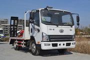 解放 虎VH 140马力 4X2 4.21米平板运输车(CA5049TPBP40K2L1E5A84)