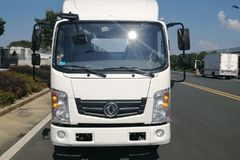 东风华神 T1 4.5T 4.2米单排纯电动厢式轻卡(EQ5045XXYTBEV18)