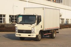 凯马 凯捷 129马力 4.2米单排厢式轻卡(KMC5106XXYA33D5) 卡车图片