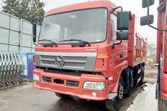 南骏汽车 瑞宇 160马力 6X2 4.7米自卸车(CNJ3180RPC43V) 卡车图片