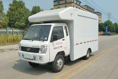 时风 风菱 1.3L 87马力 汽油 单排厢式售货车(SSF5030XSHJB2) 卡车图片