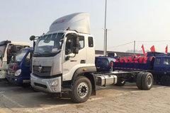 福田 瑞沃ES5 170马力 4X2 6.7米栏板载货车底盘(BJ1165VJPEK-FA)图片