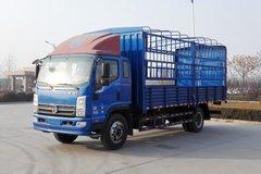 凯马 凯捷 180马力 4X2 6.7米排半仓栅式载货车(KMC5180CCYA57P5) 卡车图片