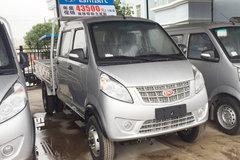南骏汽车 瑞逸F系 1.5L 112马力 汽油 2.515米双排栏板微卡(CNJ1031SSB34SV) 卡车图片