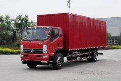 凯马 凯捷 180马力 4X2 7.8米厢式载货车(KMC5180XXYA57P5) 卡车图片