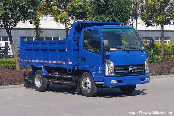 凯马 GK3金运卡 82马力 4X2 2.88米自卸车(KMC3040HA26P5)