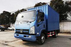 航天凌河 启航星 117马力 4.17米单排厢式轻卡(LH5040XXY) 卡车图片