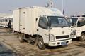 一汽红塔 解放霸铃 78马力 3.37米单排厢式轻卡(CA5040XXYK3LE5-1)