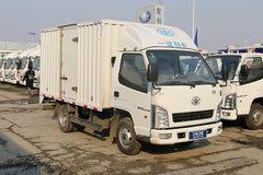 一汽红塔 解放霸铃 78马力 3.37米单排厢式轻卡(CA5040XXYK3LE5-1) 卡车图片