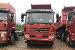 大运 风驰重卡 300马力 8X4 6.5米自卸车(DYQ3311D5FC)