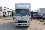 一汽红塔 解放公狮 116马力 4.21米单排厢式轻卡(云内YN33CRE1)(CA5040XXYK6L3E5-3)图片