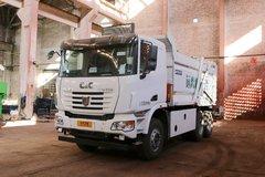 联合卡车 U370 370马力 6X2 城市渣土自卸车(SQR5252ZLJN6T4-1) 卡车图片