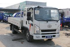 一汽红塔 解放公狮 116马力 3.83米排半栏板轻卡(CA1040K6L3E5-2) 卡车图片